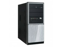 Компьютер Majesty AMD64 255 X2/nF780D/ 2*2048Mb/ 250GB/DVD-/+RW/ATX/Win 7